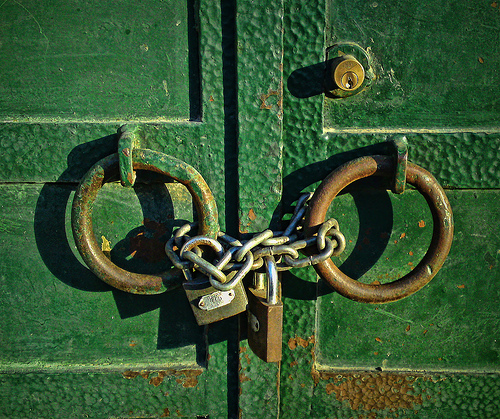 Social Media Base Camps - Don't Get Locked Out