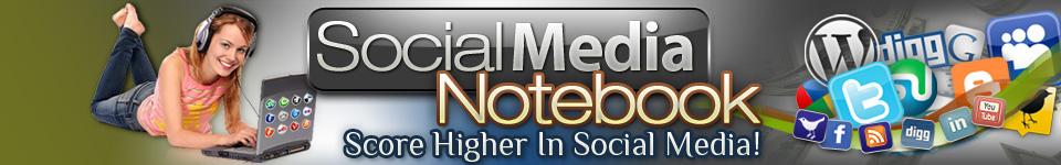 Social Media Notebook